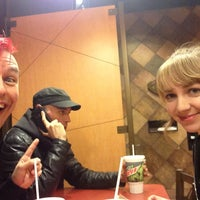 Photo taken at Taco Bell by Andy D. on 2/13/2013