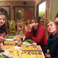 Photo taken at Mexico Restaurant by Andy D. on 1/6/2013