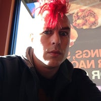 Photo taken at Taco Bell by Andy D. on 1/22/2013