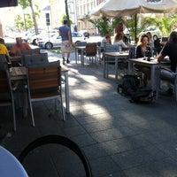 Photo taken at Pizzeria Centrale Ristorante by Lena T. on 6/15/2014