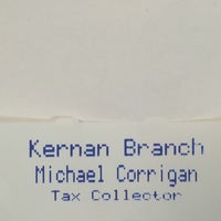 Photo taken at Michael Corrigan Tax Collector's Office by DJ on 5/5/2014