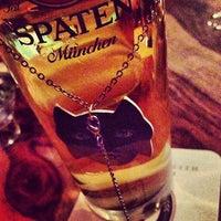 Photo taken at Café am Gollierplatz by Magdalene B. on 1/18/2014