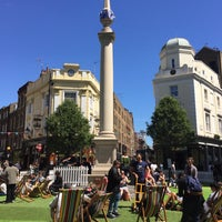 Photo taken at Seven Dials by Laura Z. on 6/10/2017
