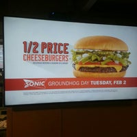Photo taken at SONIC Drive In by David S. on 1/30/2016
