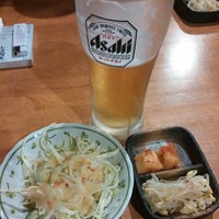 Photo taken at 大将 上野本店 by Jun O. on 3/30/2014