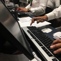 Photo taken at Volaris Ticket Counter by Paola C. on 2/8/2017