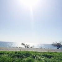 Photo taken at Nanakuli Beach Park by Emmy A. on 3/28/2015