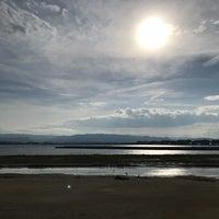 Photo taken at 松川浦 by エビ on 7/13/2018