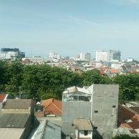 Photo taken at Pandanaran Hotel Semarang by Maria C. on 1/1/2017