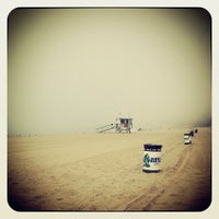 Photo taken at Will Rogers State Beach by Brett V. on 7/9/2013