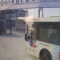 Photo taken at Автовокзал by Сергей Ч. on 2/9/2014
