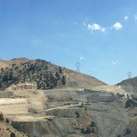 Photo taken at Bakırdağ Yol Şantiyesi by Murat Ö. on 8/31/2016