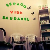 Photo taken at Espaço Vida Saudável Herbalife by Jurgen F. on 3/15/2014