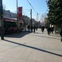 Photo taken at Aksaray AVM by Tuba K. on 2/16/2014