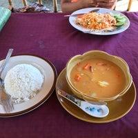 Photo taken at Khao Sok River Lodge Restaurant by Roman G. on 2/8/2017