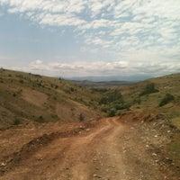 Photo taken at Sivas Zara Akören Köyü by Buğra Ç. on 7/5/2014