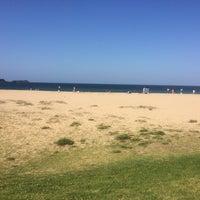 Photo taken at Kendalls Beach by John A. on 1/13/2016