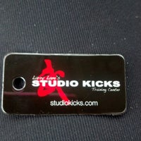 Photo taken at Studio Kicks by Lisa R. on 2/18/2013