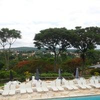 Photo taken at Pousada dos Pireneus Resort by PAULO EDUARDO C. on 11/5/2012