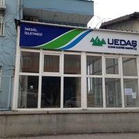 Photo taken at UEDAŞ Genel Müdürlüğü by ömür a. on 11/28/2012