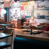 Photo taken at Burger King by Maria R. on 1/11/2015