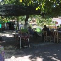 Photo taken at Balabanoğlu Aile Çay Bahçesi by Ahmet C. on 7/22/2016