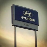 Photo taken at CAOA Hyundai Raposo Tavares by Denilson S. on 6/25/2014