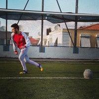 Photo taken at Yeşilyurt  spor tesisleri by Namık Kemal C. on 2/18/2015