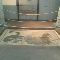 Photo taken at Archaeological Museum Pythagorion Samos by Emir Can K. on 6/25/2016