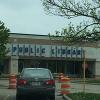 Photo taken at Madison Public Library - Lakeview Branch by Christine S. on 5/11/2016