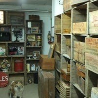 Photo taken at Antique Crates by Antique Crates on 2/1/2014
