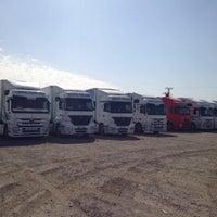 Photo taken at Şığva Petrol Lojistik Otomotiv A.Ş. by Rezan Ş. on 2/13/2014