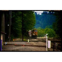 Photo taken at BNSF Seattle Sub MP 97.3 by Michael S. on 10/8/2012