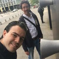Photo taken at Elbphilharmonie Pavillon by Roberto B. on 7/6/2016