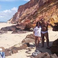 Foto tirada no(a) Praia do Carro Quebrado por Douglas T. em 6/23/2013
