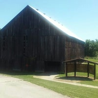 Photo taken at Tobacco Barn (Western Bend State Park) by Nick L. on 6/8/2015