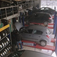 Photo taken at Speedy auto service and Whas+wax by Burak S. on 3/1/2014