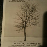 Photo prise au The Vortex Repertory Company Theatre par Bert M. le7/1/2016