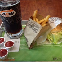Photo taken at A&W by J T. on 7/23/2014