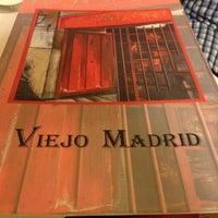 Photo taken at Viejo Madrid by Alessandra V. on 8/5/2013