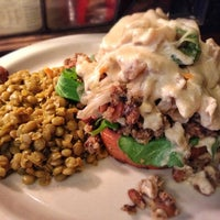 Photo taken at Bartertown Diner by Russ T. on 11/30/2012