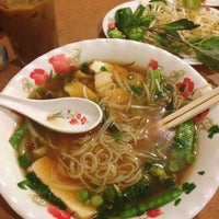 Photo taken at Pho Thaison by Christy T. on 2/9/2013