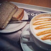 Photo taken at Costa Coffee by mochi_oka on 10/4/2012