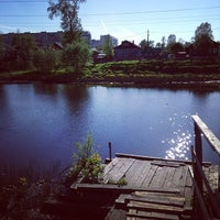 Photo taken at Соломбалка by Анастасия К. on 6/2/2014