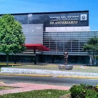 Photo taken at Teatro Del Estado by Victor H. on 5/15/2013