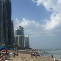 Photo taken at City of Sunny Isles Beach by Dogan G. on 5/27/2017