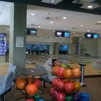 Photo taken at Unimas Bowling Alley by Mun L. on 2/20/2014