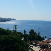 Photo taken at Antalya by mehmet b. on 9/9/2013
