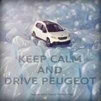 Photo taken at Peugeot Centre, ВиДи Конкорд by Anastasia S. on 5/20/2014