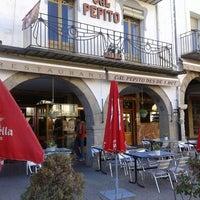 Photo taken at Cal Pepito by Jordi B. on 2/23/2014